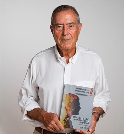 Historia del pensamiento español | Entrevista Sebastián Quesada | ELE
