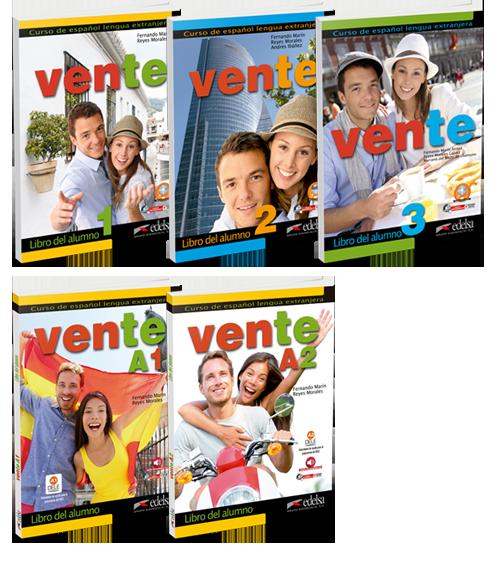 Vente | Método Español lengua extranjera