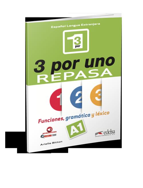 3 por 1 | repasa - nivel A1 - Español lengua extranjera