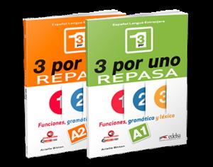 3 por 1 | repasa - Español lengua extranjera