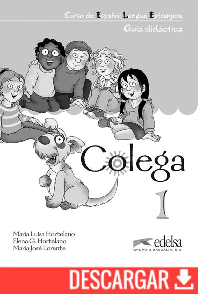 Colega 1 | Guía didáctica - descarga gratuita