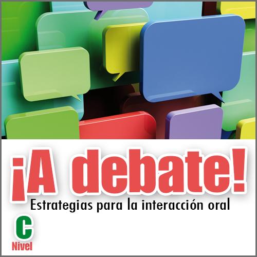 ¡A debate!
