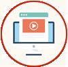 Vídeos on-line